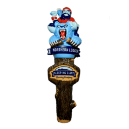 Northern Logger Tap Handle