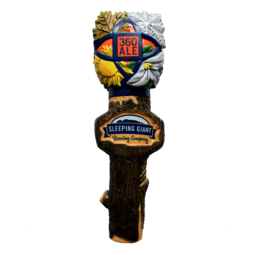 360 Pale Ale Tap Handle