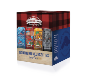 Northern Necessities Four Pack