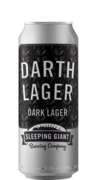 Darth Lager Can