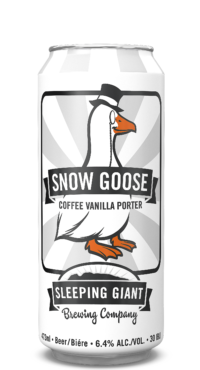 Snow Goose Can