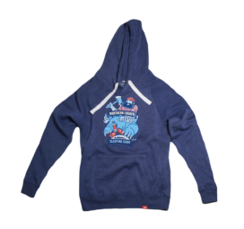 Blue Northern Logger Pullover Hoodie