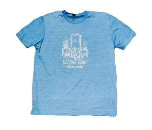 Brewhouse T-shirt by Wintering House