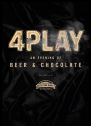 4Play: An Evening of Beer & Chocolate