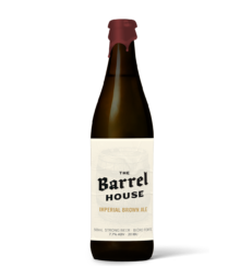 Barrel Aged Imperial Brown Ale