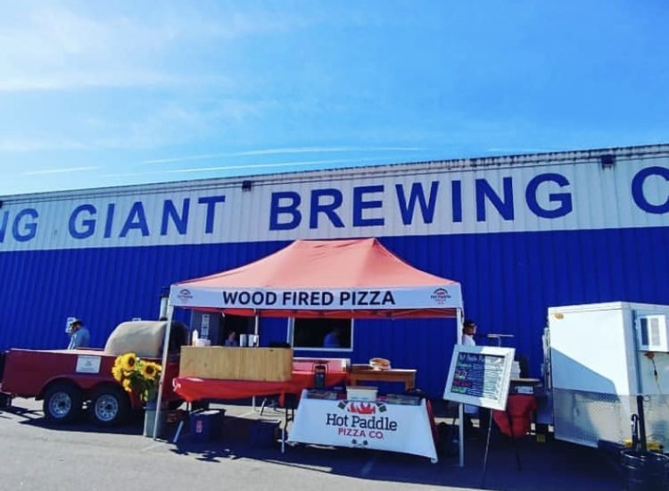 FOOD TRUCK: Hot Paddle Pizza